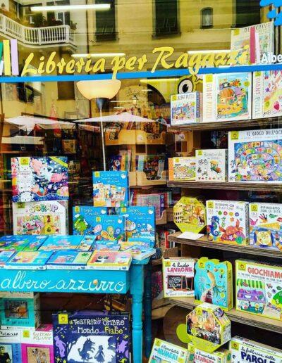 Libreria Albero Azzurro, Albenga (SV)