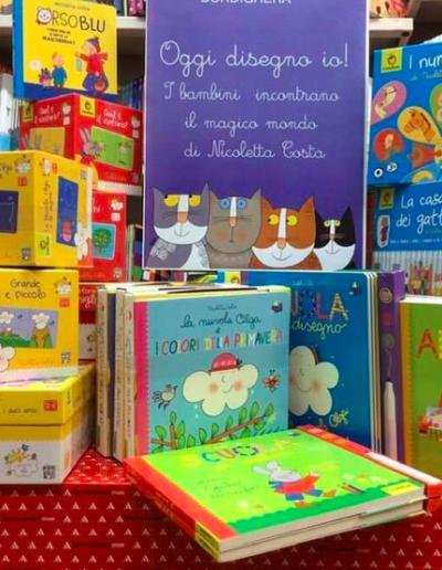 Libreria Mondadori, Bordighera (IM)
